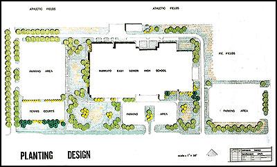 Landscape Plans Sample Design